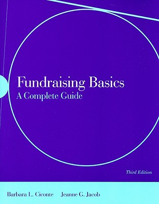 Fundraising Basics By Ciconte, Barbara L./ Jacob, Jeanne G.